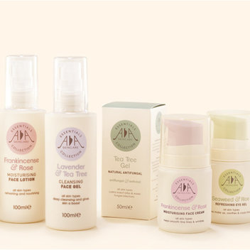 Win a natural skincare bundle from AA Sk