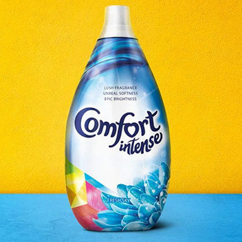 40,000 free Comfort Fabric Conditioner samples to be claimed
