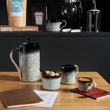 Take home a free Tea Set from Denby's new 'Brew' Range