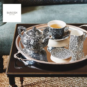 Take home a free Burleigh x Soho Home Calico Teapot