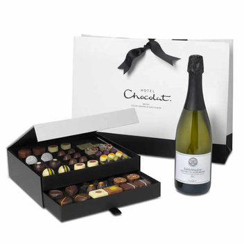Win a Chocolate & Prosecco Prize Hamper