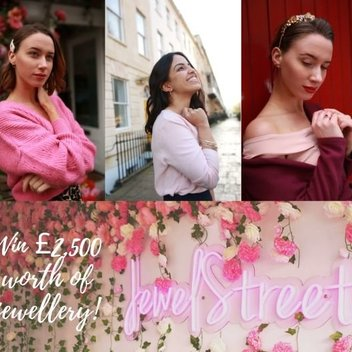 Win £2,500 worth of jewellery from Jewel Street