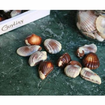 Say I Love You with a free box of Guylian chocolates