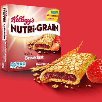 Try Kellog's Nutrigrain for free