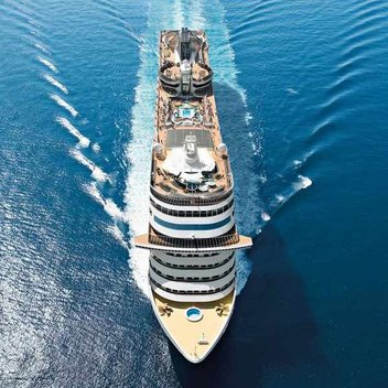 Take a Mediterranean cruise for 2, worth £2,700