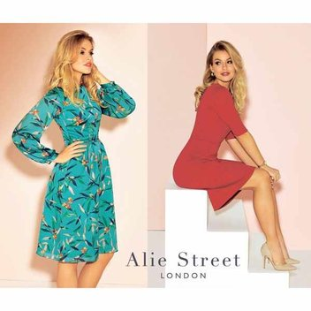 Update your wardrobe with a free £500 voucher for Alie Street clothing