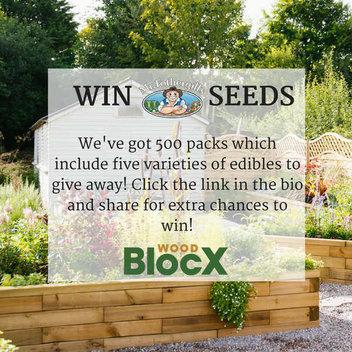 500 free seed starter packs