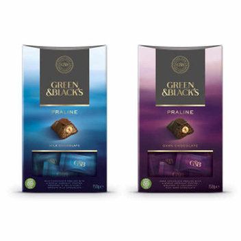 Treat yourself to a free box of Green & Black's new Praline chocolates