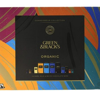 Free Green & Black's Organic Tasting Collection