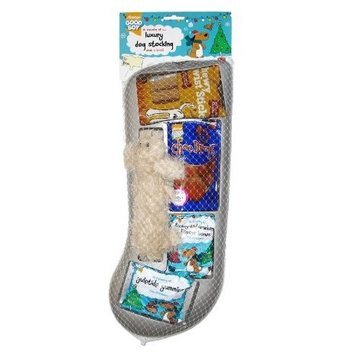 Free Dog Christmas Stocking