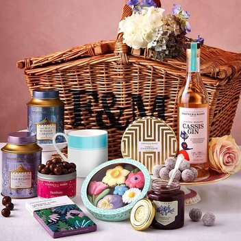 5 iconic Fortnum & Mason Hampers worth £500 to be won