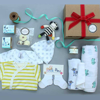Win a Luxury Baby Hamper from The Baby Box Company