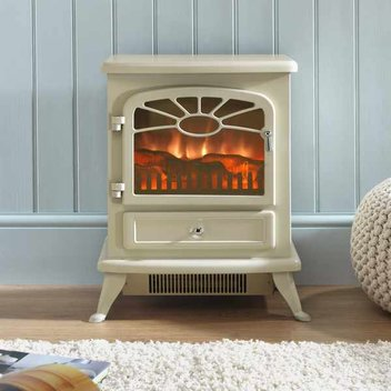 Win an ES2000 Electric Stove from Focal Point Fires