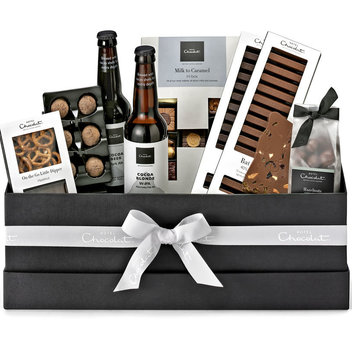 Treat your dad to The Hamper for Him with Hotel Chocolat