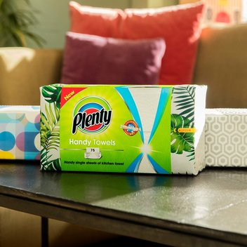 8,000 free Plenty Handy Towels to be claimed