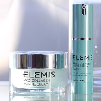 Get a beauty bundle of Elemis, Dermalogica & Nuxe products