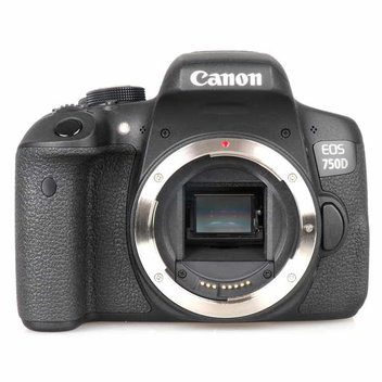 Win a Canon 750D camera kit worth £599