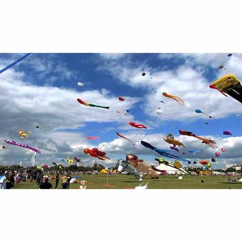 Free Portsmouth International Kite Festival 2016