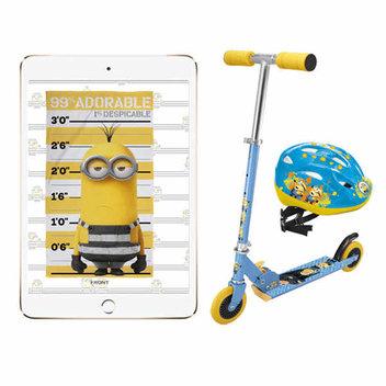 Win an Apple iPad Air 2 & Minions goodies