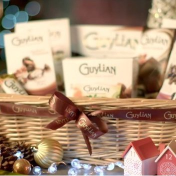 Get 1 of 5 Guylian Chocolate Hampers