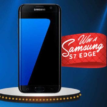 Get a free Galaxy S7 Edge