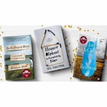 Get 1 of 50 Costa Book Award winner bundles