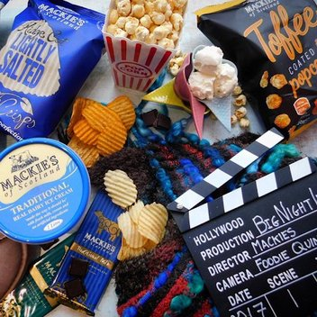 Have a free hamper filled with Mackie's treats