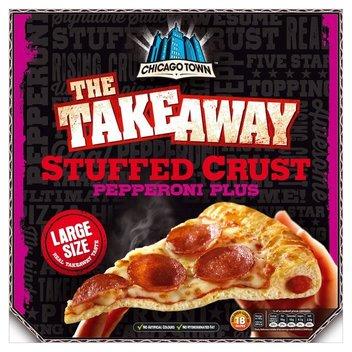 Enjoy free Chicago Town pizzas