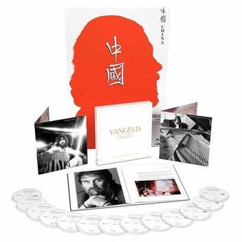 Win Vangelis' new 13CD Delectus box set
