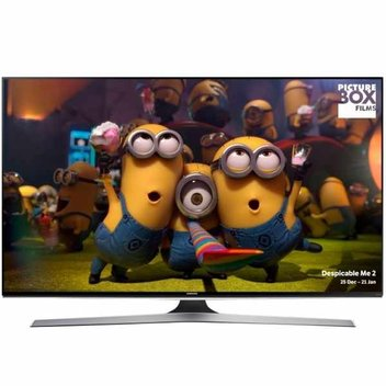 Win a 43'' Samsung TV and Minion toys