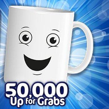 50,000 KIT KAT Joe The Mugs to be claimed