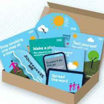 Free NHS Smokefree Quit Kit