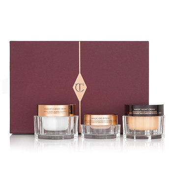 Treat your skin to The Magic Skin Trilogy By Charlotte Tilbury