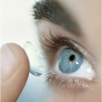 Try SpecSavers Contact Lenses for free
