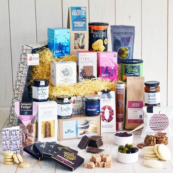 Celebrate summer with a free best of British hamper