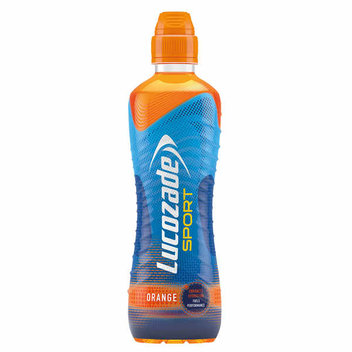 Win a Fitbit & Lucozade Sport
