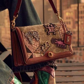 Win a Riley COACH handbag