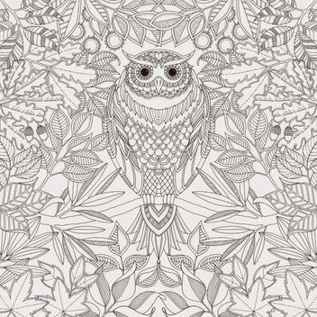 Free Antistress Colouring Book
