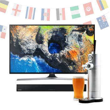 Win a World Cup TV bundle