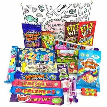 30 free Barratt Sweets retro hampers