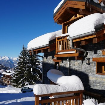 Spend a week's chalet holiday in the French Alps with Le Ski