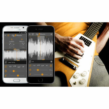 Free Riff Maestro app for iPhone, iPod touch, iPad and Android