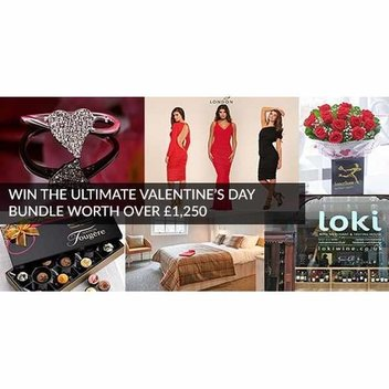 Win the Ultimate Valentine's Day bundle