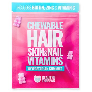 Free Hair, Skin & Nail Gummy Vitamins