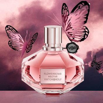 Complimentary Viktor&Rolf fragrance samples