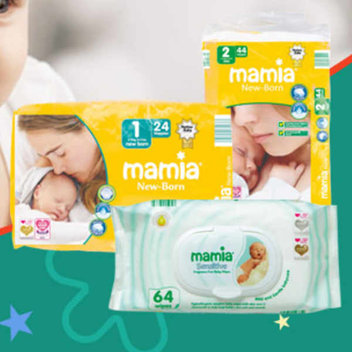 Get free Aldi Mamia nappies and wipes samples