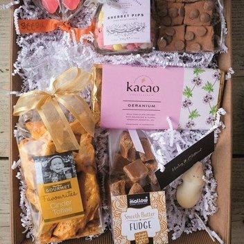 Enjoy a Festive Sweet Treats Hamper from Haley & Clifford