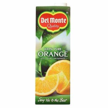 125 free cartons of Del Monte juice