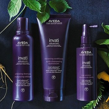 Score a free AVEDA experience for 2