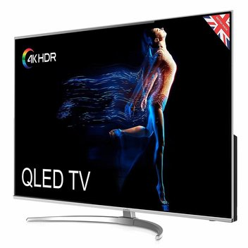 Watch your favourite shows on a 55-inch Cello Smart TV